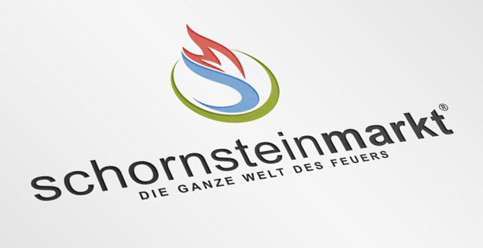 """""""Schornsteinmarkt mit neuem Logo"""