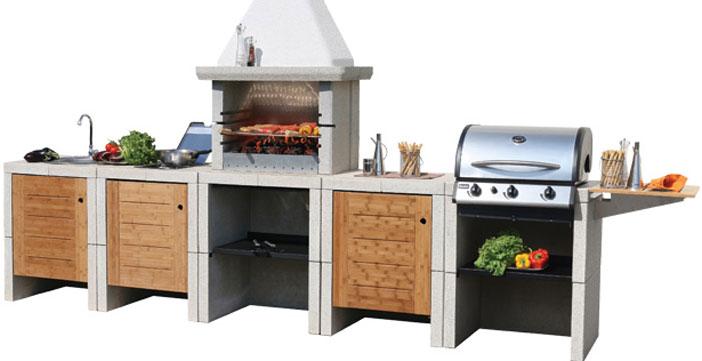 Outdoorküche Zubehör Deutschland : Gartenküche und outdoorküche grillen im garten