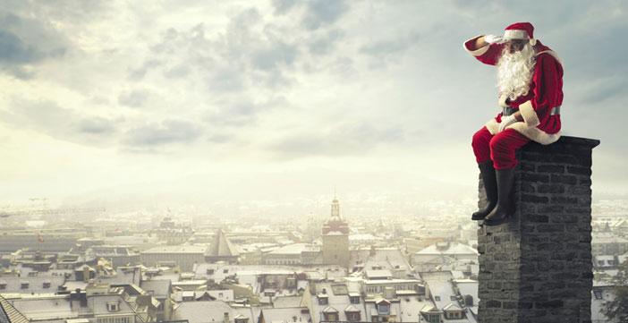 """Résultat de recherche d'images pour """"weihnachtsmann kommt durch den kamin"""""""
